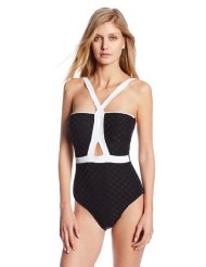 check mate keyhole one piece swimsuit